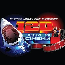 12 D cinema