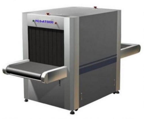 X-Ray-Baggage-Scanner