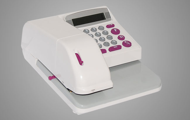 cr310 check writer
