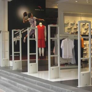 بوابة انذار السرقة لمحلات الملابس
