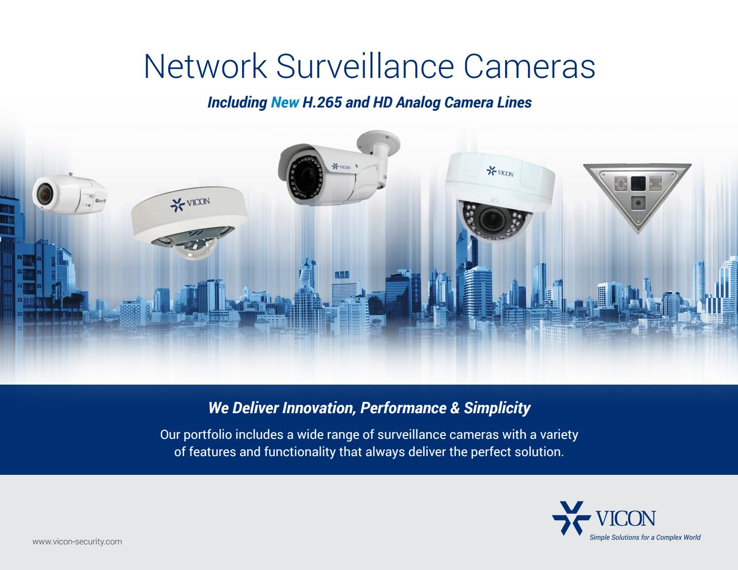 Vicon CCTV Egypt