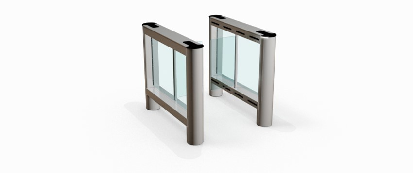 Optical Turnstile - Glass gate 150
