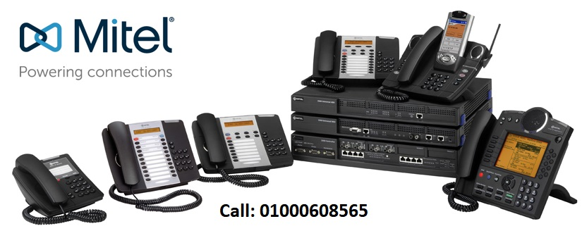 Mitel-IP-PBX in Egypt